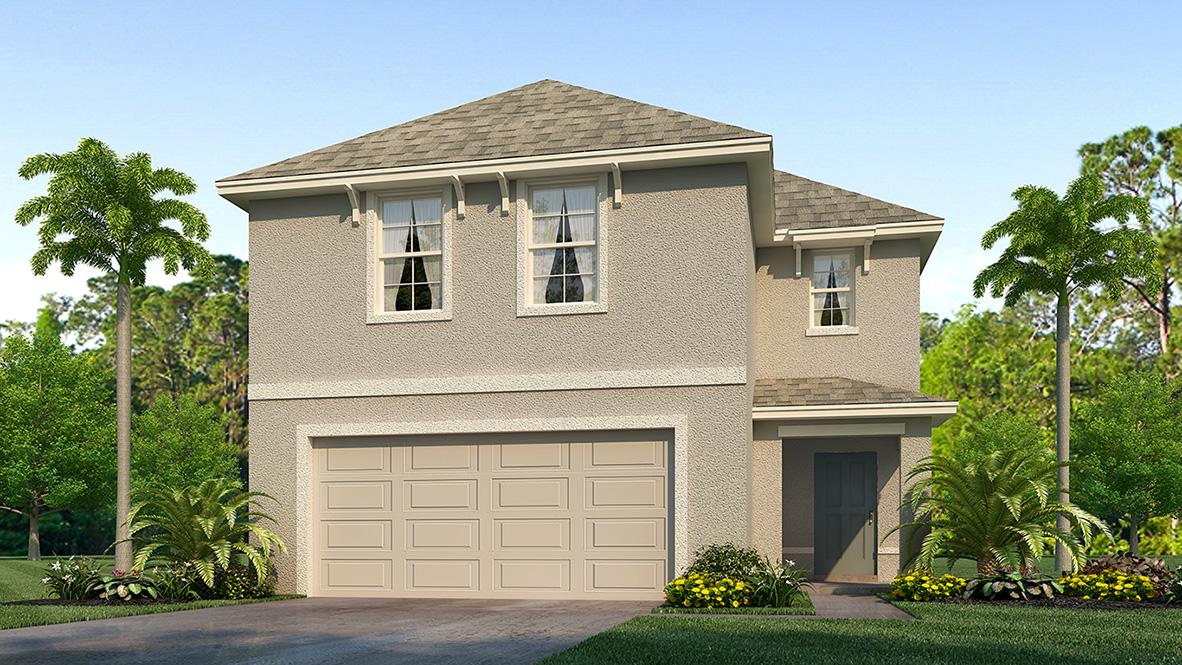 New Homes In Ridgewood Riverview Fl D R Horton