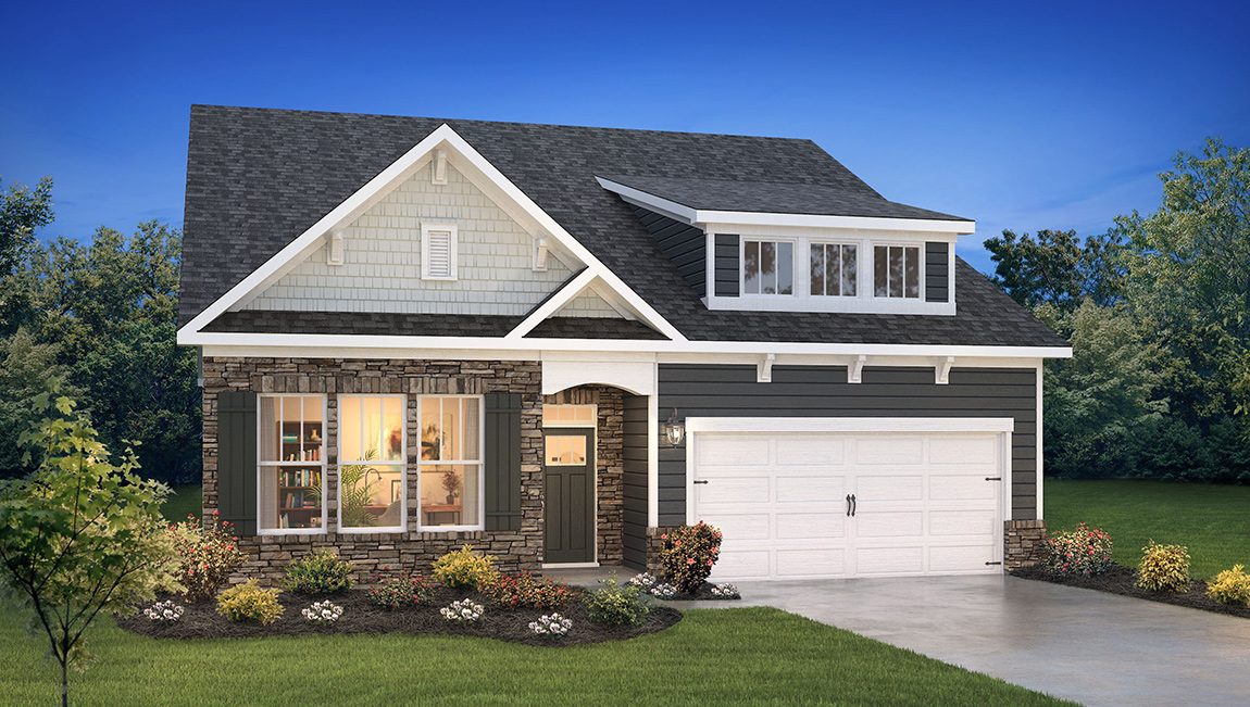 New Homes In Hamilton Walk Breinigsville Pa D R Horton
