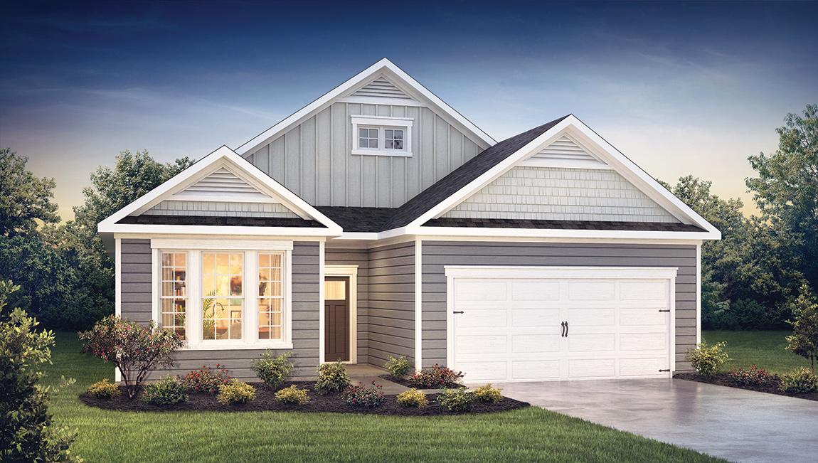 New Homes In Harbor Pines Egg Harbor Township Nj D R Horton
