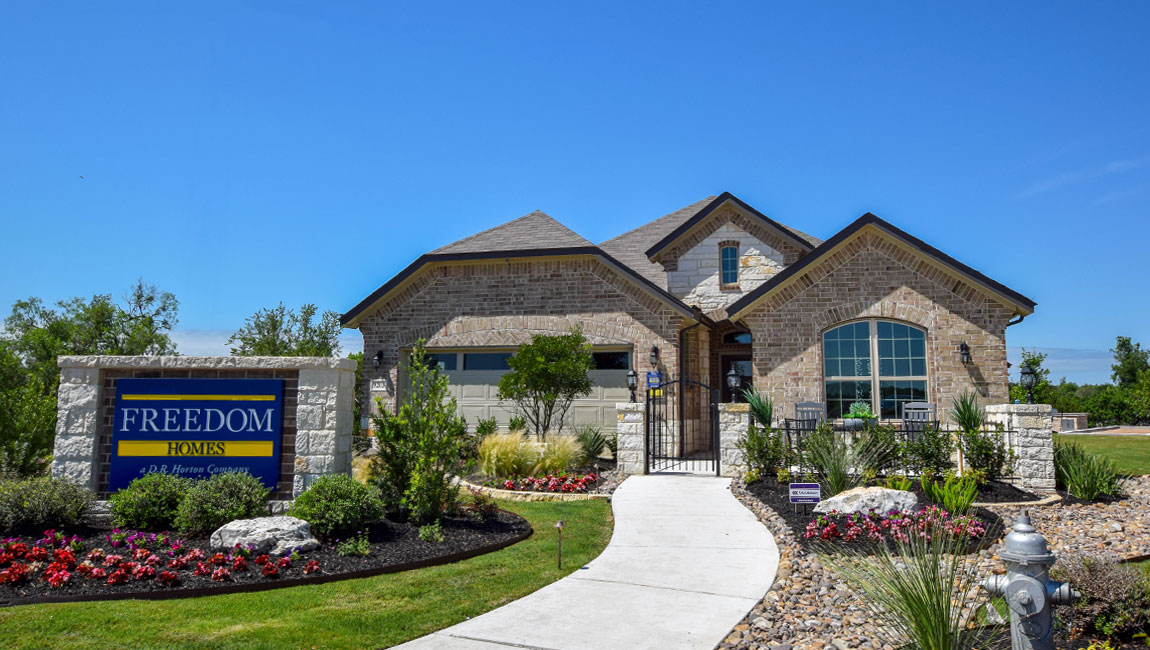 Valley Ranch Freedom Homes