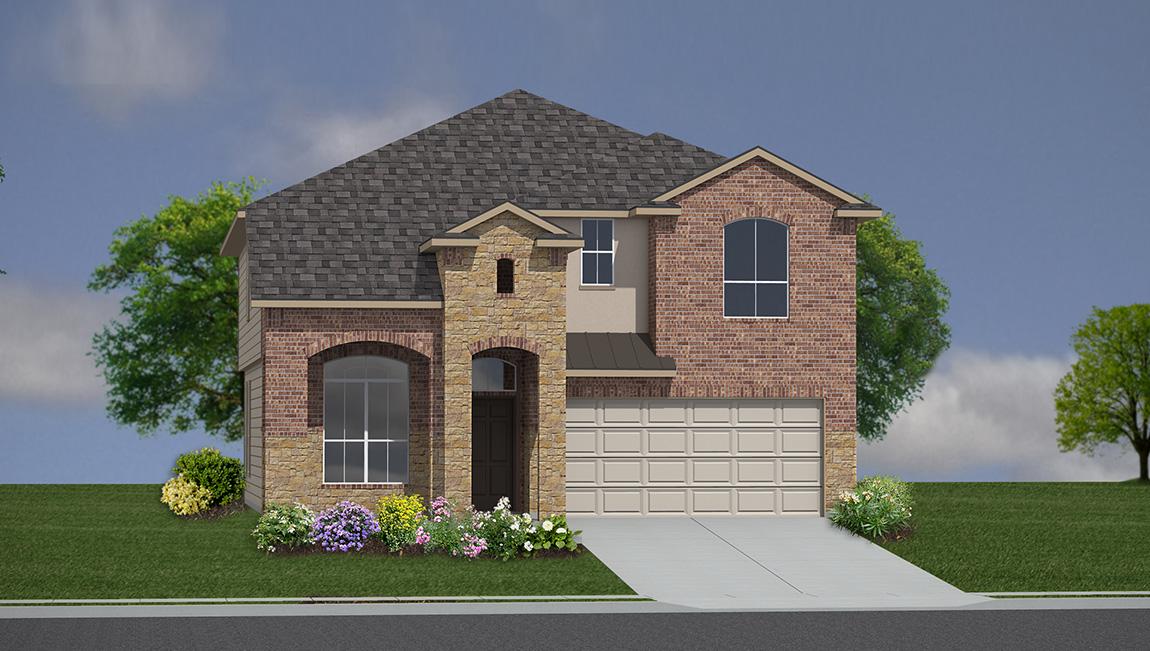 New Homes In Valley Ranch San Antonio Tx D R Horton