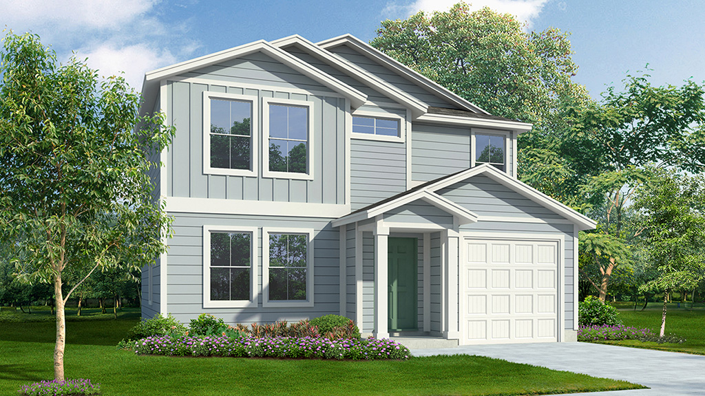 New Homes In Express Valley Ranch Express San Antonio Tx Express