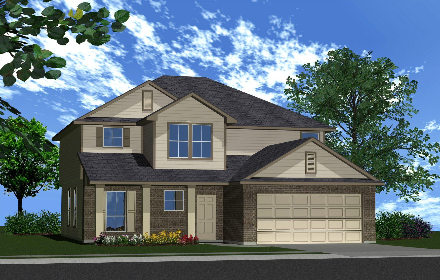 New Homes In Pecan Lakes Estates 2 Navasota Tx D R Horton