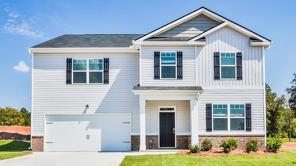 New Homes In Highland Hills Graniteville Sc D R Horton
