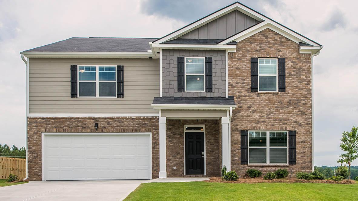 New Homes In Patriots Ridge Grovetown Ga D R Horton