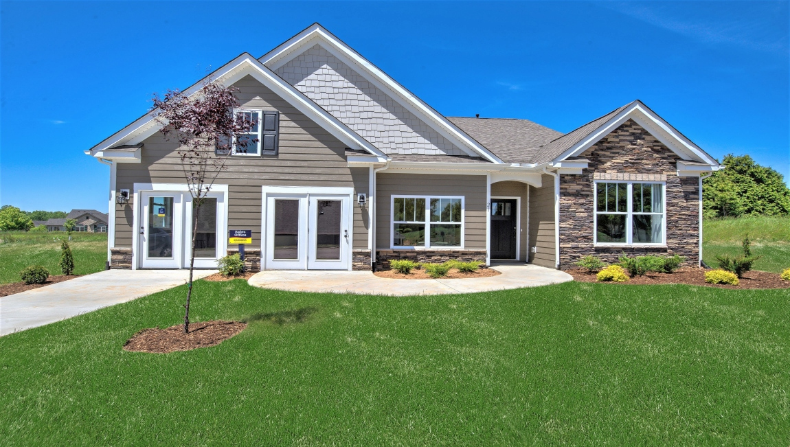 New Homes In The Orchards Of Flat Rock Flat Rock Nc D R Horton