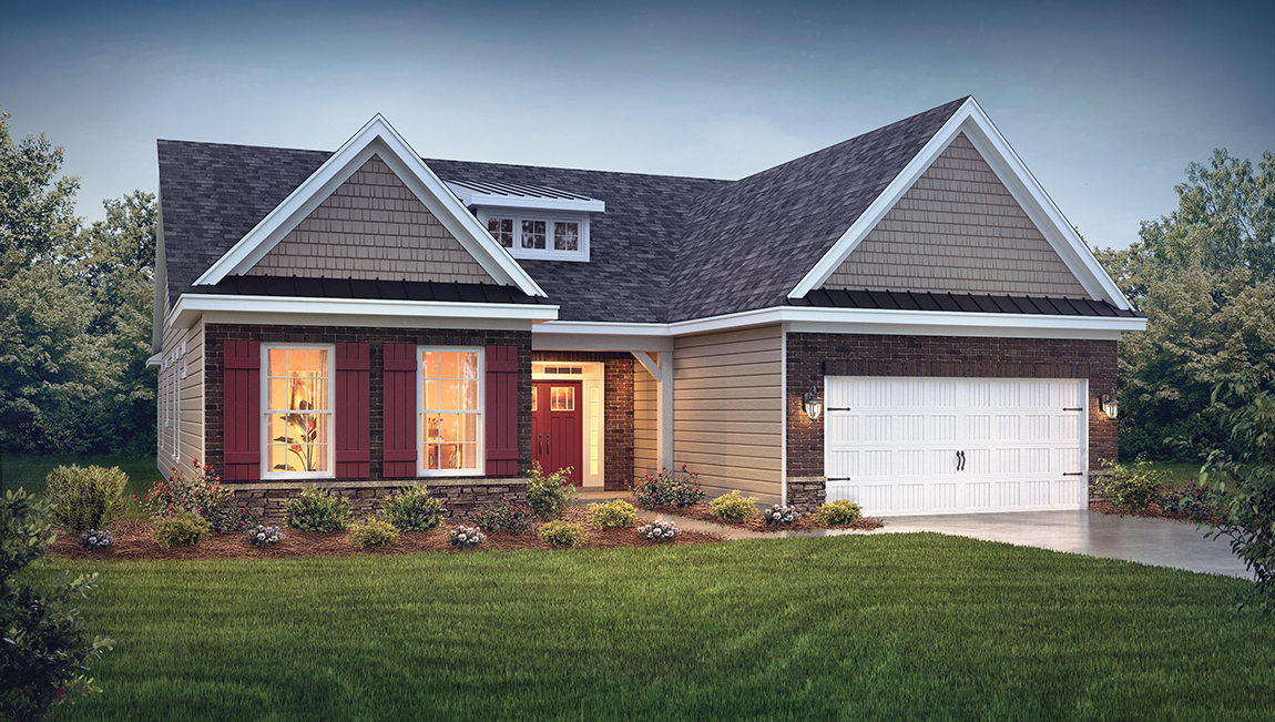 New Homes In Avondale Indian Land Sc D R Horton