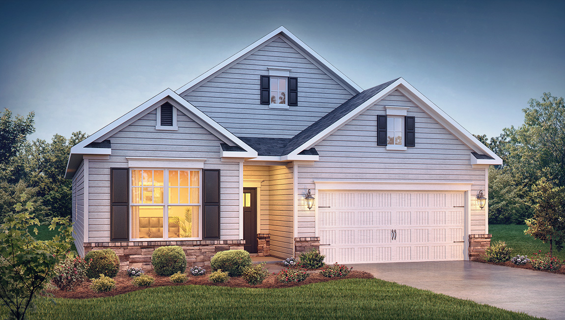 New Homes In Wildbrook Denver Nc Freedom