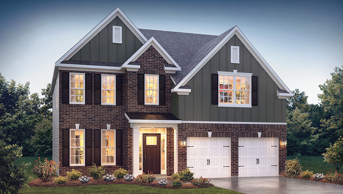 New Homes In Riverbend Charlotte Nc D R Horton