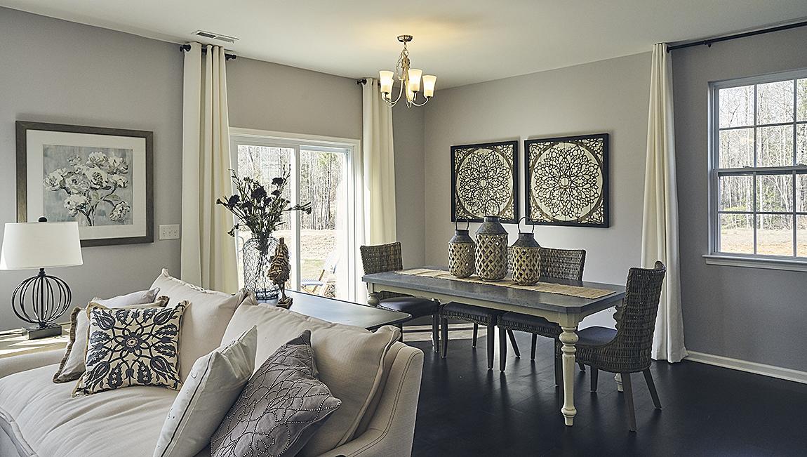 New Homes in Belmont Lake Villas Estates | Rocky Mount NC