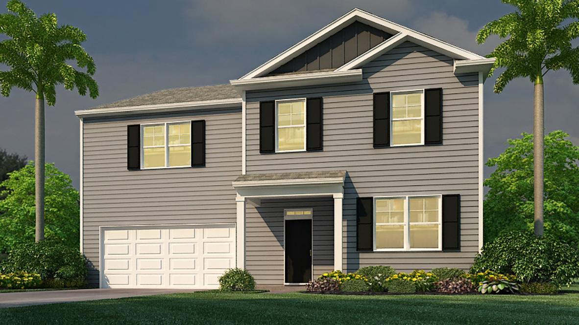 New Homes In Cane Ridge Summerville Sc D R Horton