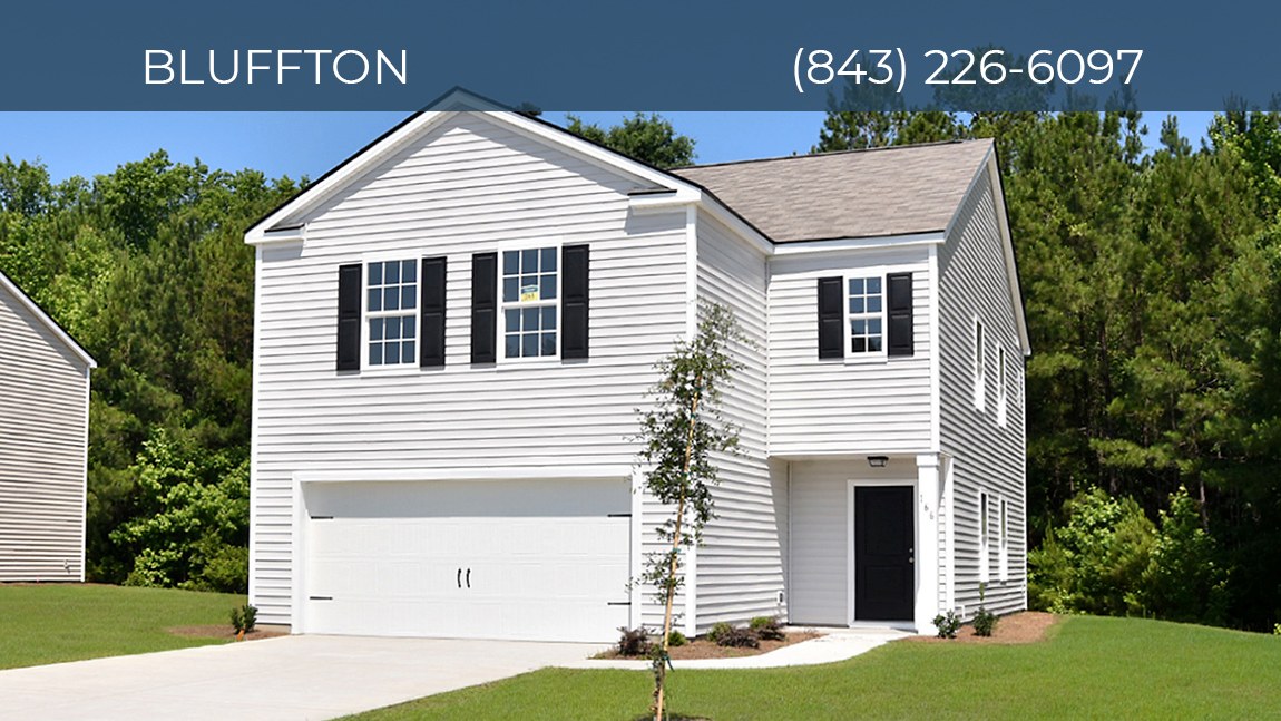 New Homes In University Place Bluffton South Carolina