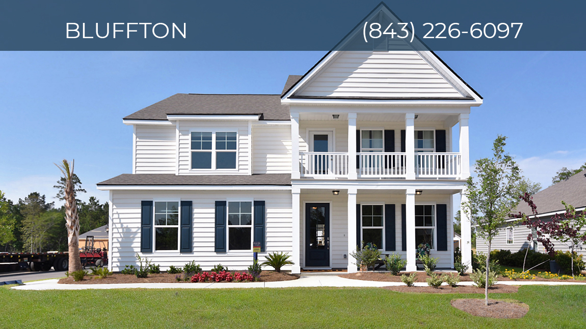 Homes for Sale in Bluffton, SC | D.R. Horton on