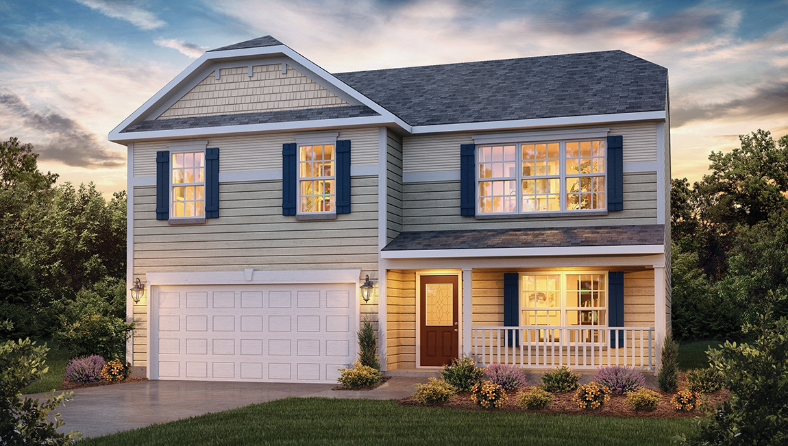 New Homes In Woodland Crossing Chapin Sc D R Horton