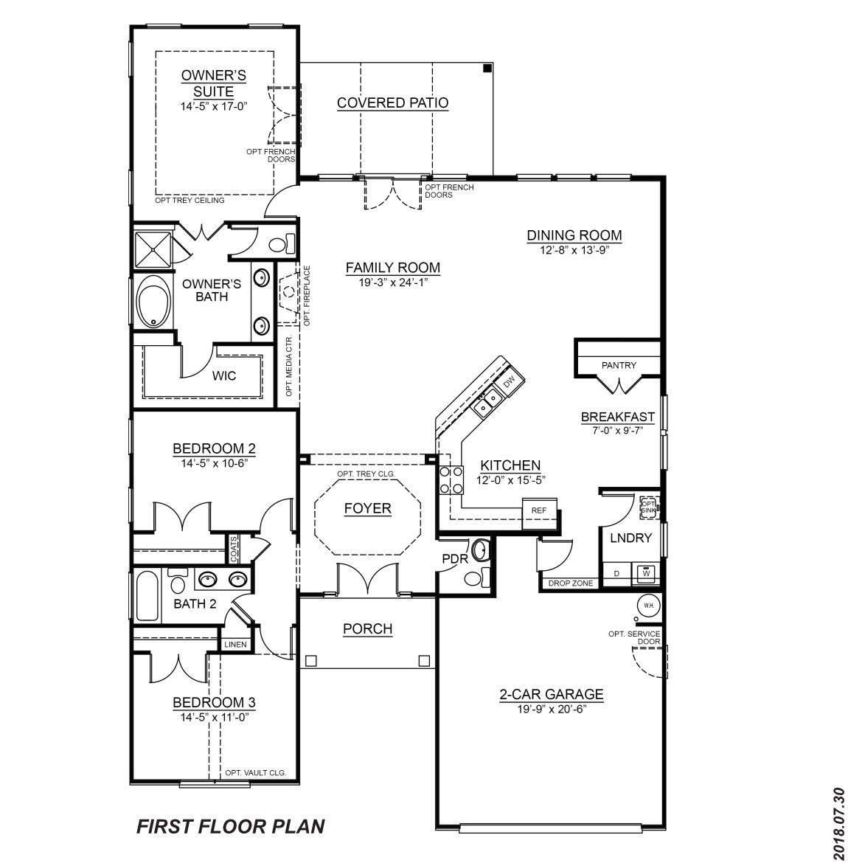 New Homes In Cobblestone Park Blythewood Sc D R Horton