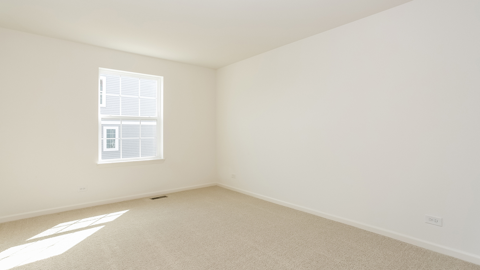 The Second Bedroom Of The Takoma A 2 045 Square Foot