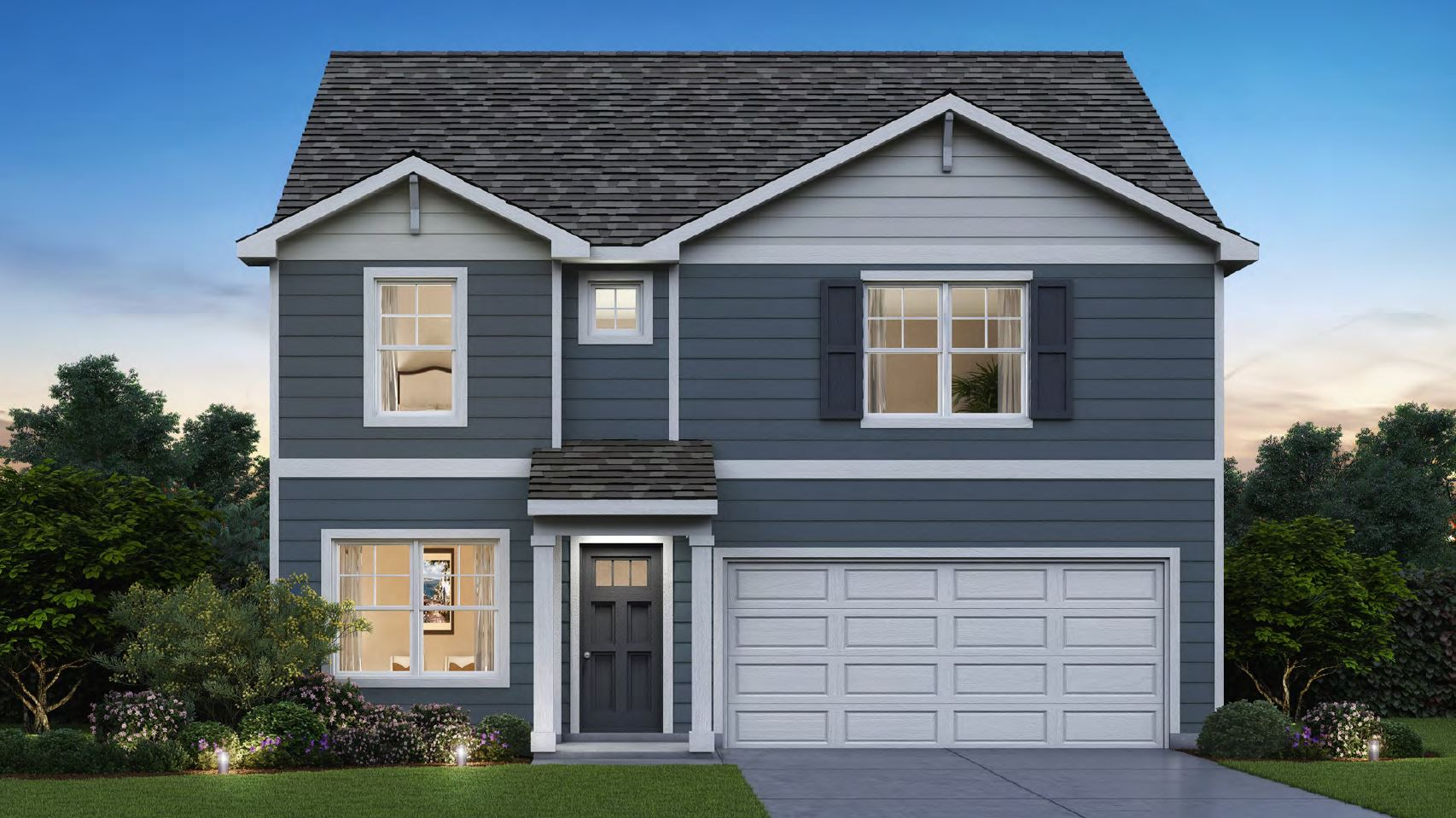 New Homes In Legacy Pointe Joliet Il D R Horton