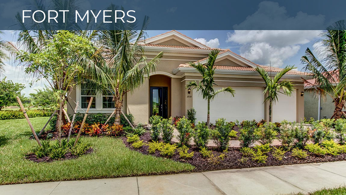 Awesome New Homes In Lindsford Fort Myers Fl D R Horton Interior Design Ideas Philsoteloinfo