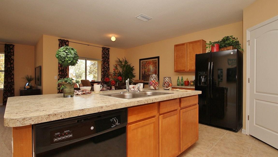 Cali Model Kitchen