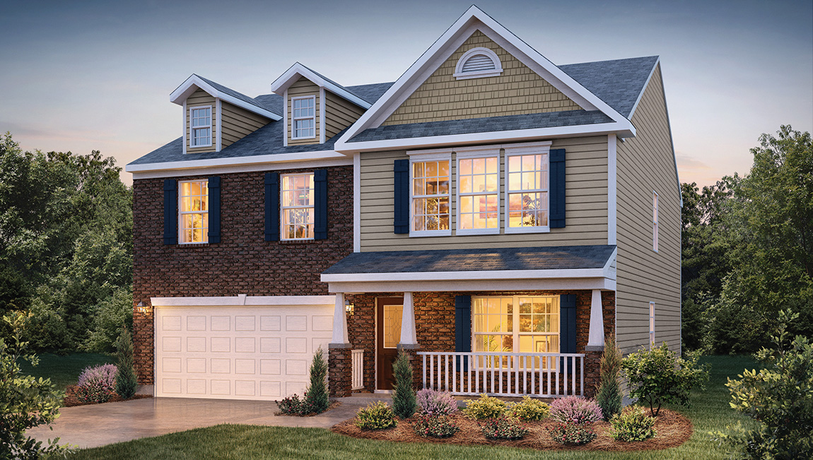 New Homes In The Cliffs At Boone Lake Piney Flats Tn D R Horton