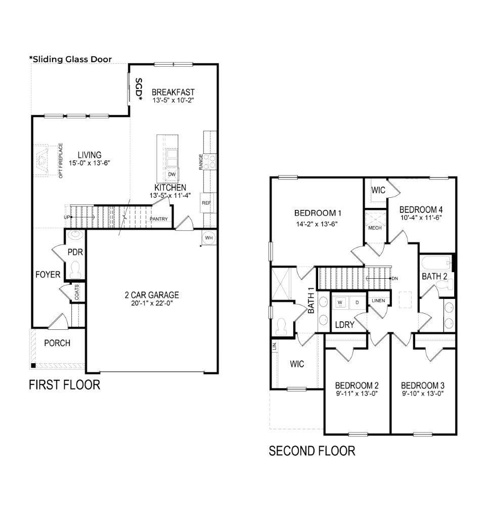 New Homes In Harbour Pointe Oak Ridge Tn D R Horton