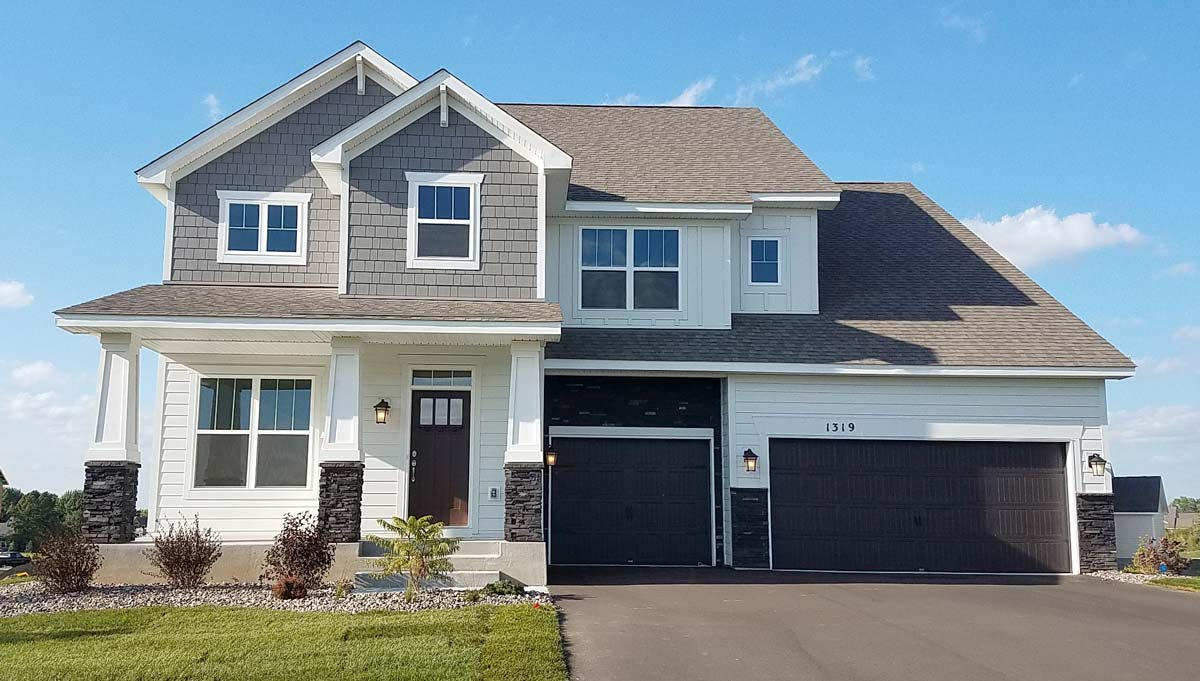 New Homes in The Ridge | Eagan, Minnesota | D R  Horton