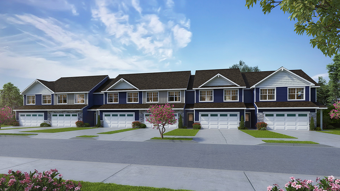 Copper Ridge Express Townhomes