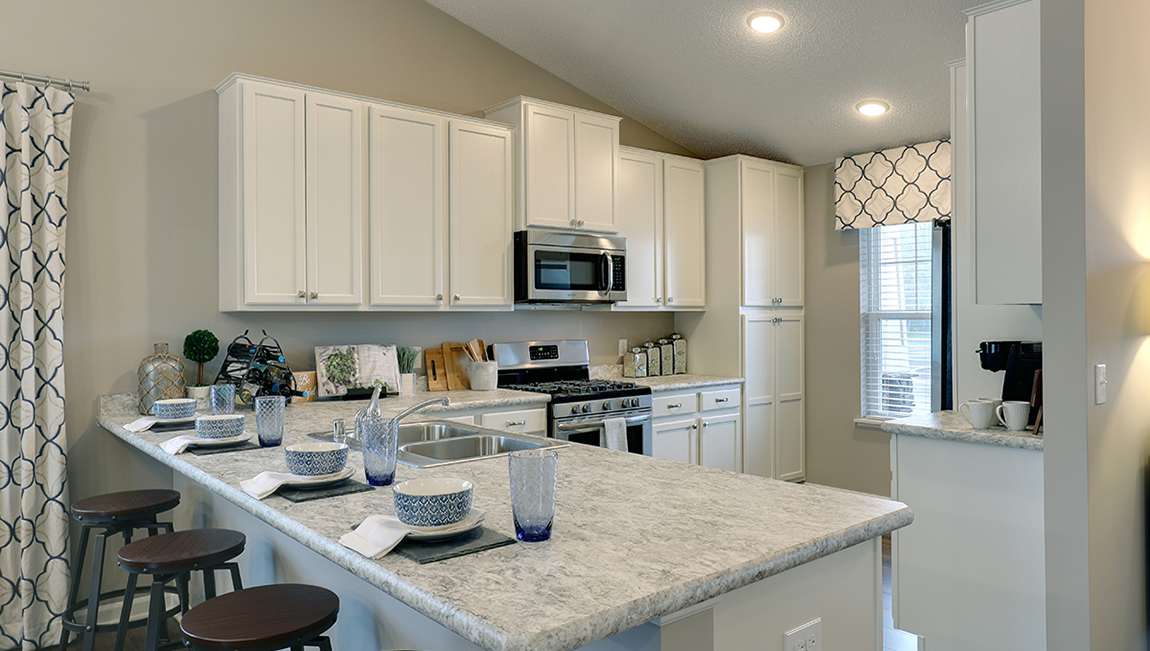 New Homes In Emerson Pointe Otsego Minnesota Express Homes By D R Horton