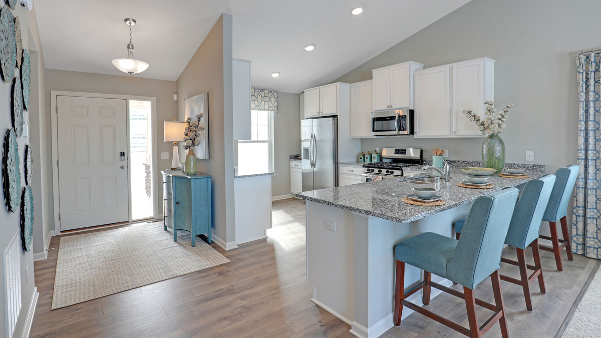 New Homes In Meridian Fields Carver Mn Express
