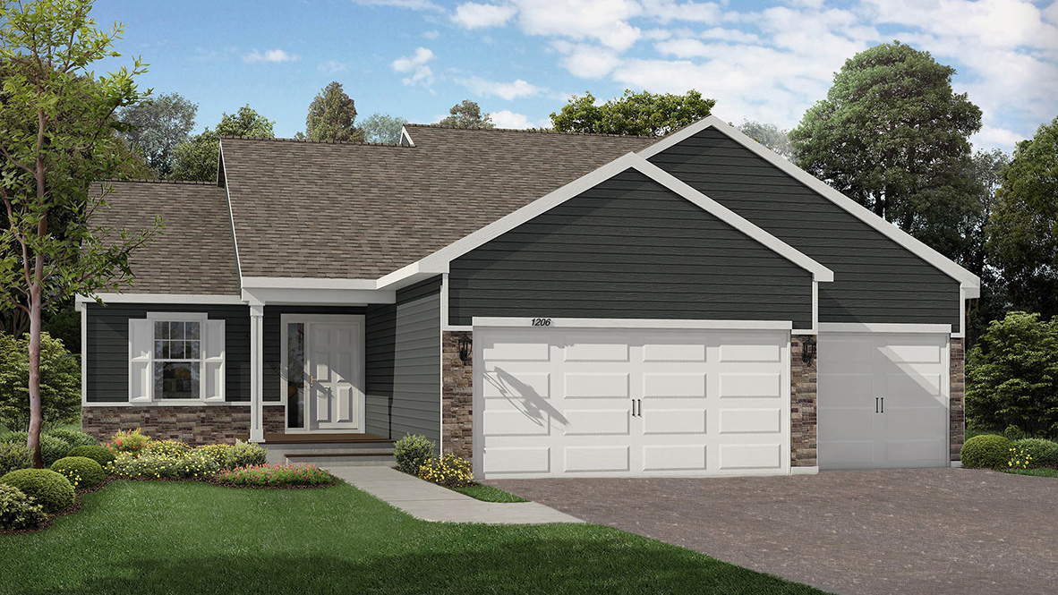 New Homes In Cypress Cove Express Dayton Mn Express