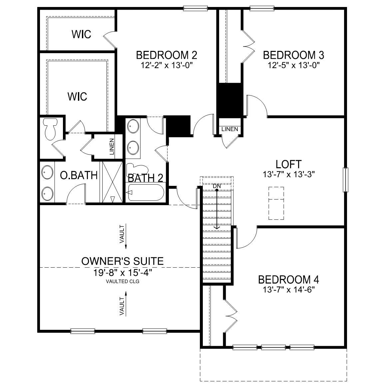 New Homes In Hartridge Manor Simpsonville Sc D R Horton