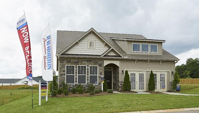 New Homes in Myers Park | Duncan, South Carolina | D R  Horton