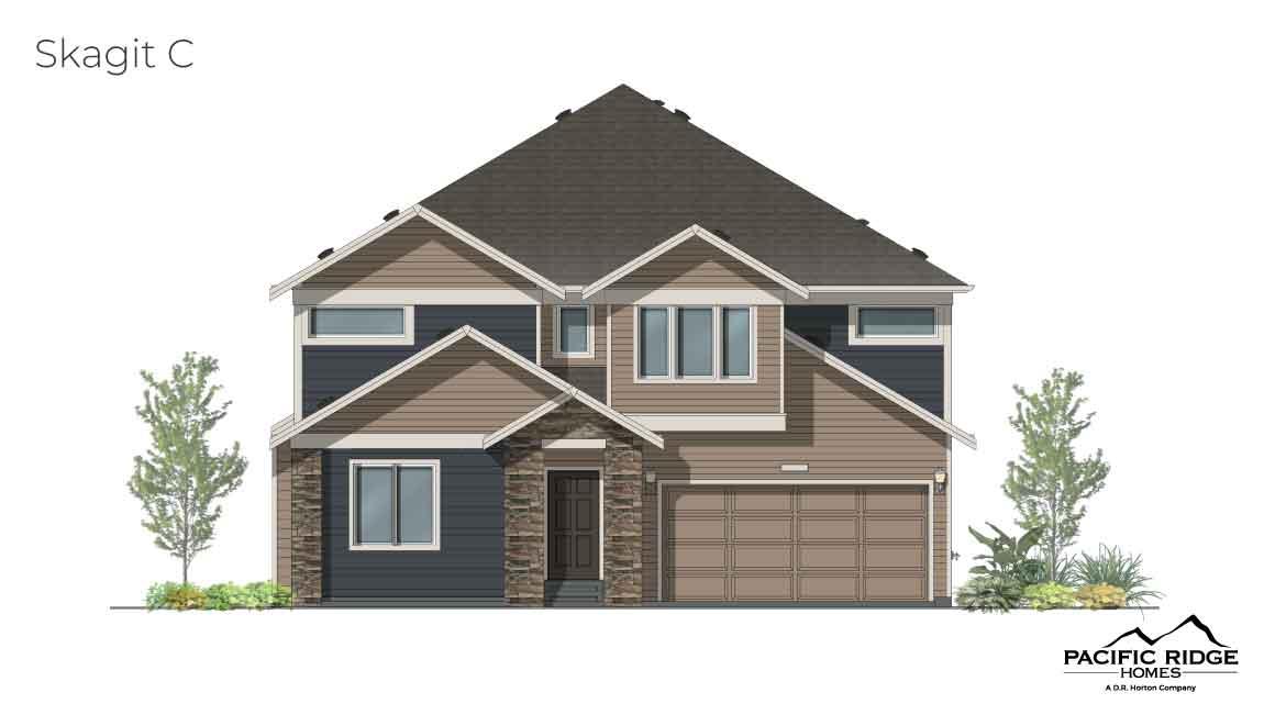 New Homes In The Ridge Marysville Wa Pacific Ridge