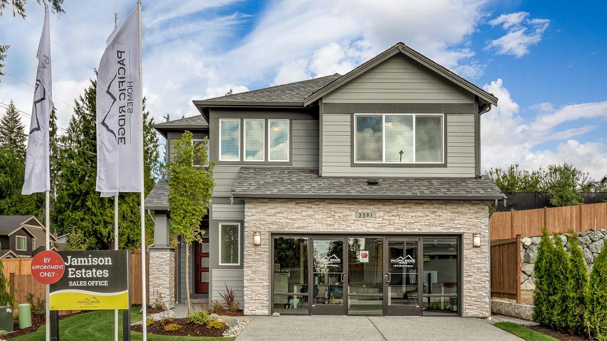 New Homes In Jamison Estates Bothell Wa D R Horton