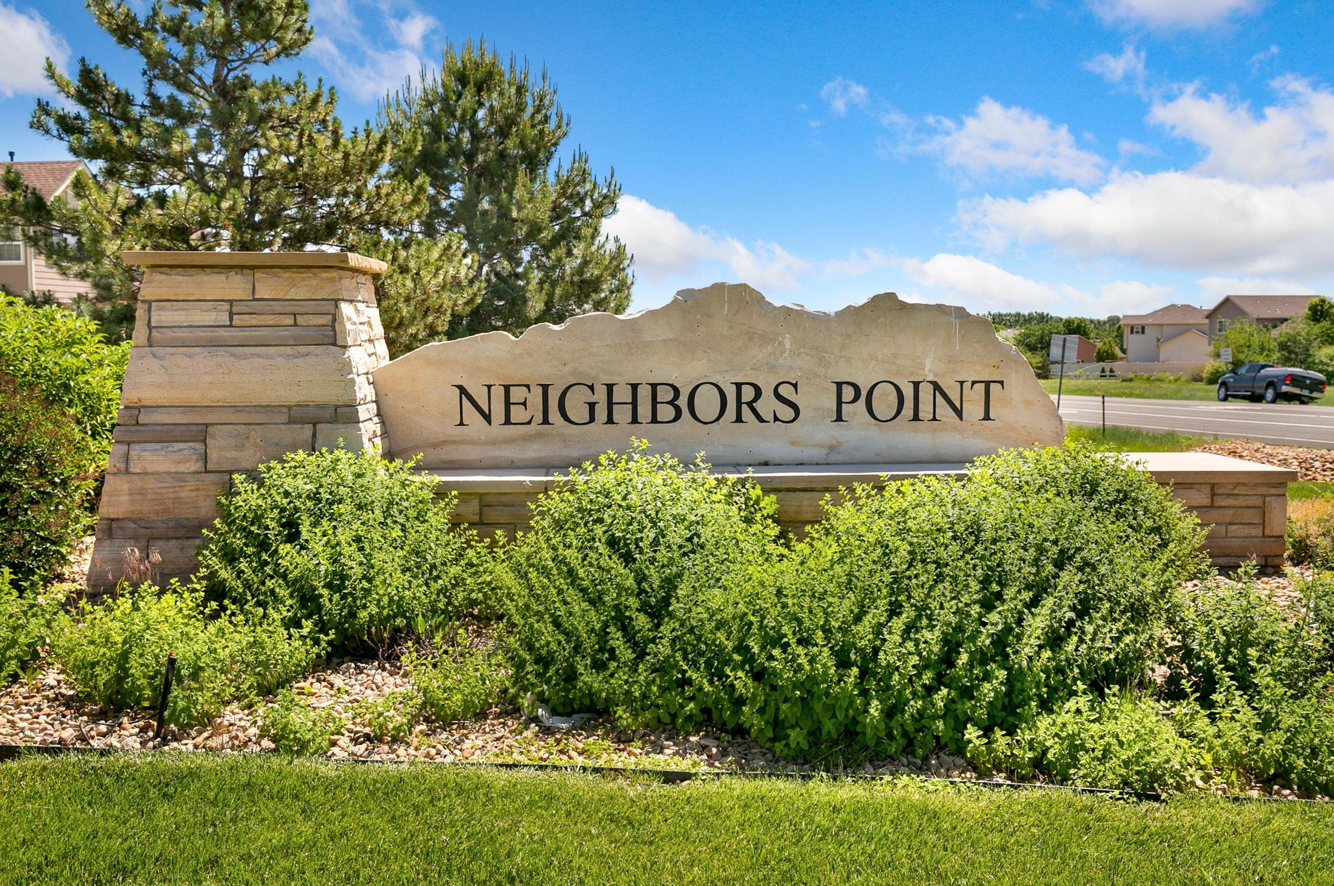 Neighbors Point