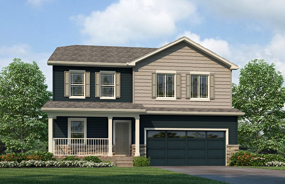 New Homes In Trails At Crowfoot Parker Co D R Horton