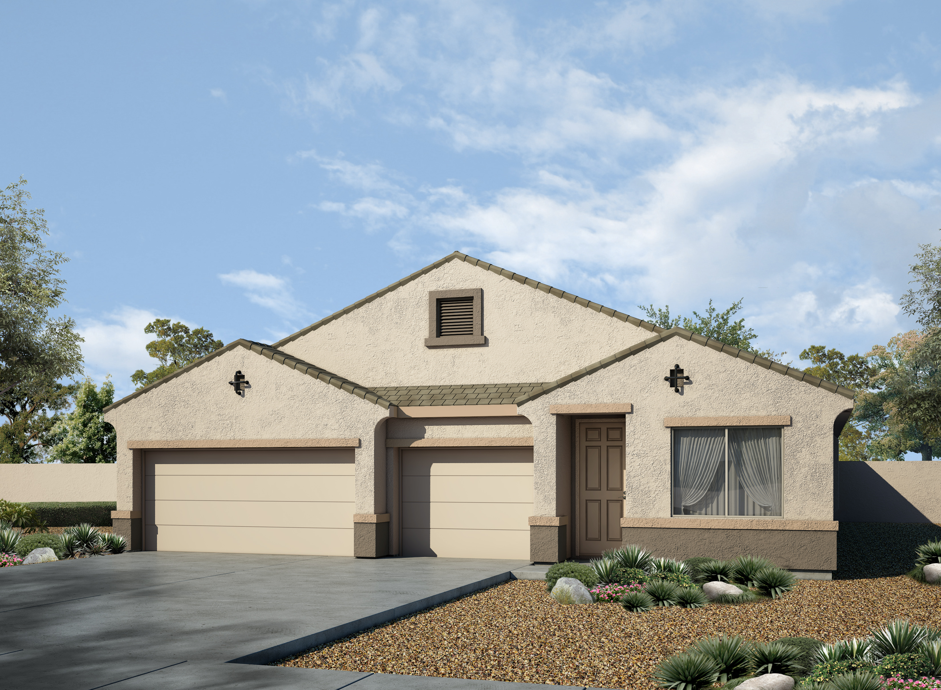 Cypress - Plan 4545 - Sycamore Vista