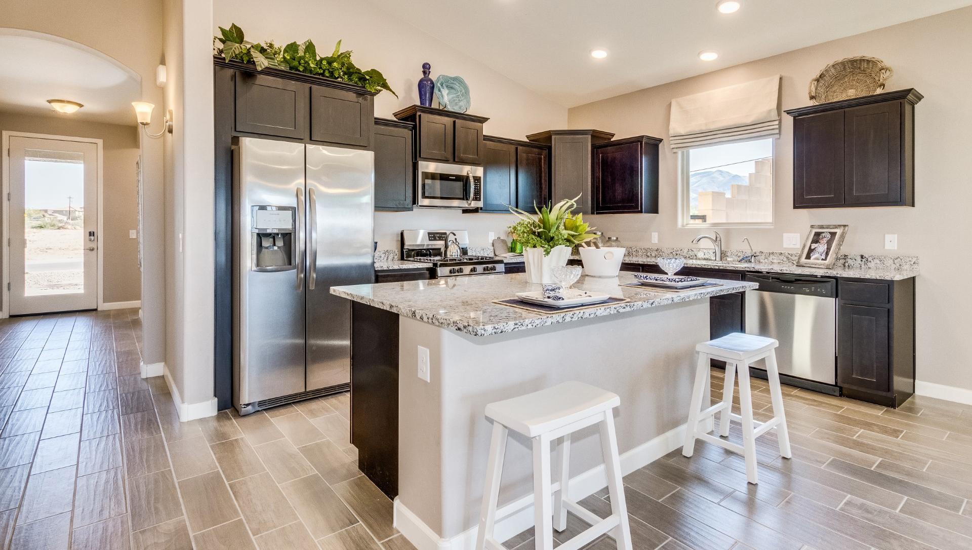New Homes In Sycamore Vista Vail Arizona D R Horton