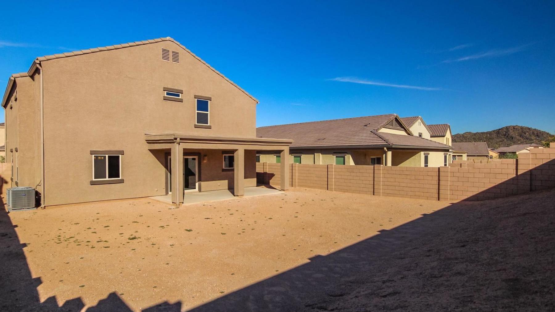 D.R. Horton Vanderbilt Farms Pueblo - Plan 4081 Plan