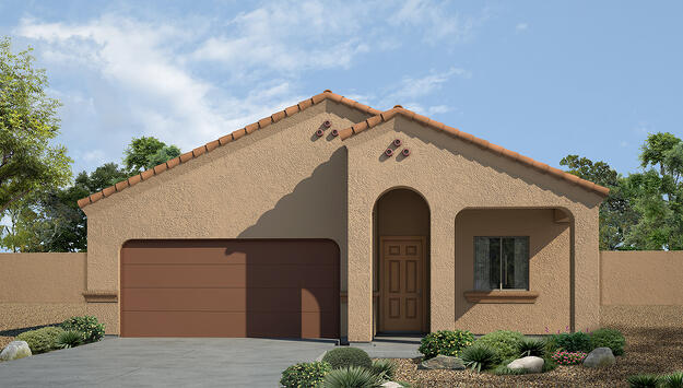 D.R. Horton Palo Verde Ridge Santa Barbara - 3543 Plan