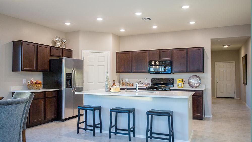 D.R. Horton Hardy Estates Ocotillo - 4052 Plan