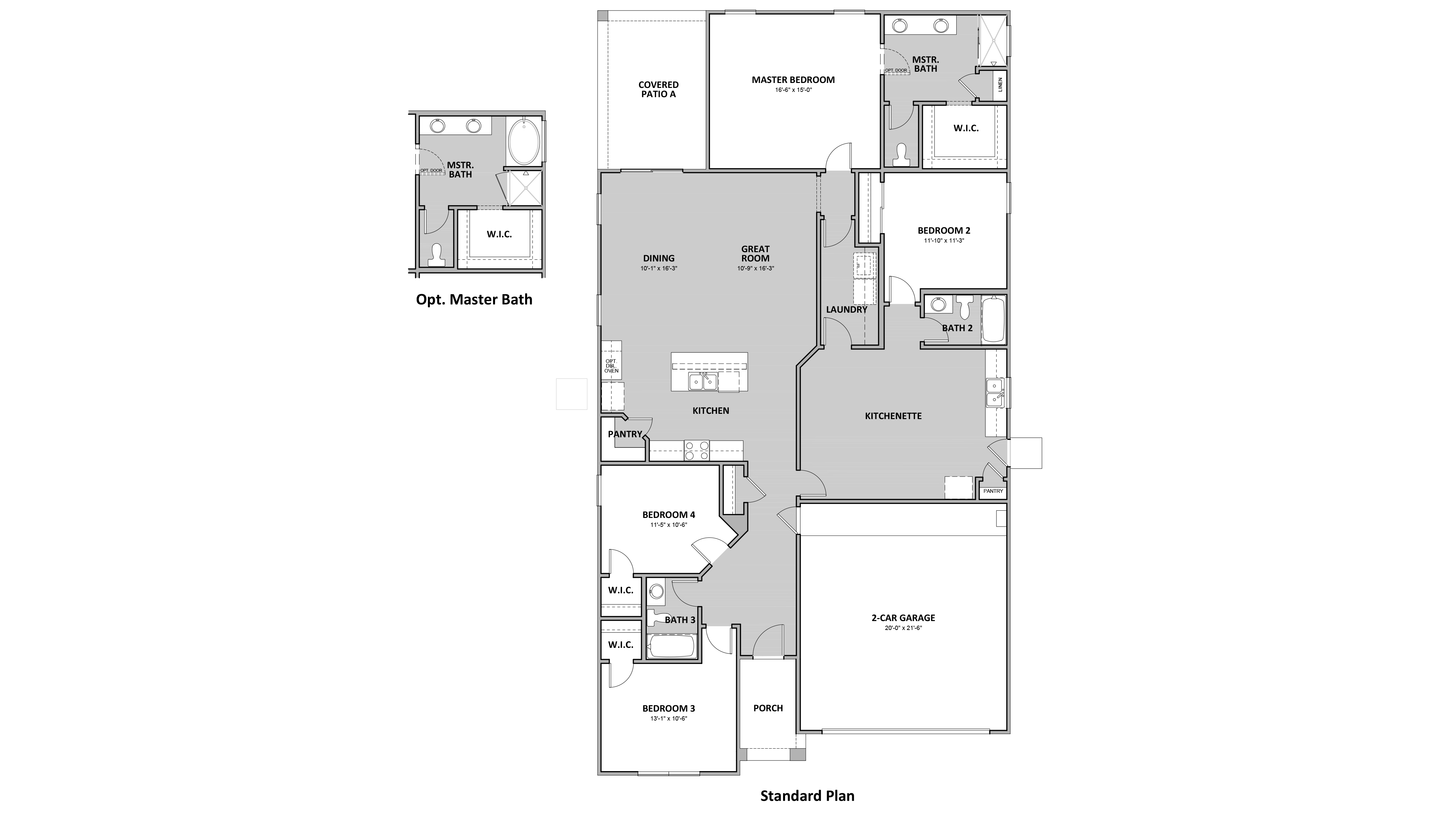 D.R. Horton Hardy Estates Layton - 4062 Floor Plan