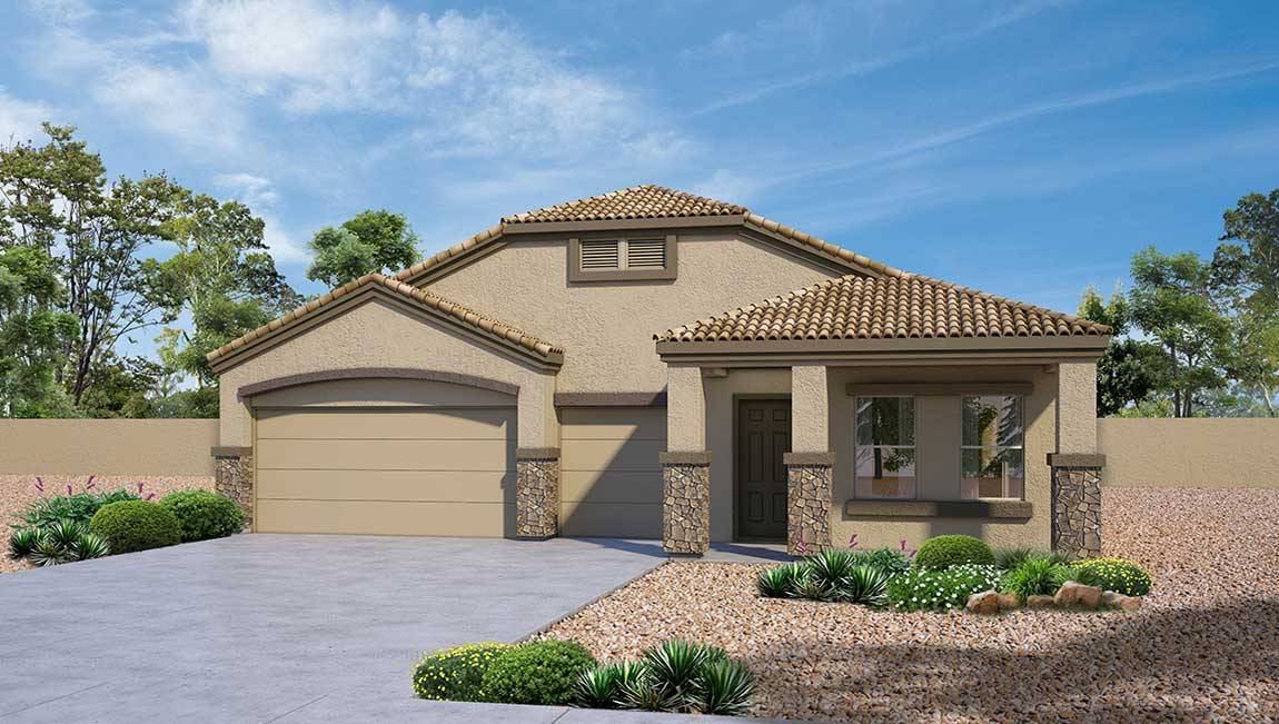 D.R. Horton Hardy Estates Catalonia - 4511 Plan