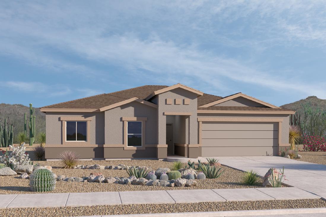 D.R. Horton Vahalla Ranch Estates Azalea - Plan 4816 Plan