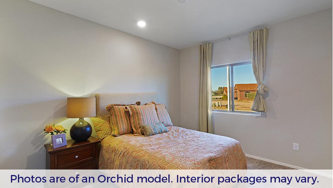 D.R. Horton Vahalla Ranch Estates Orchid - Plan 4818 Plan