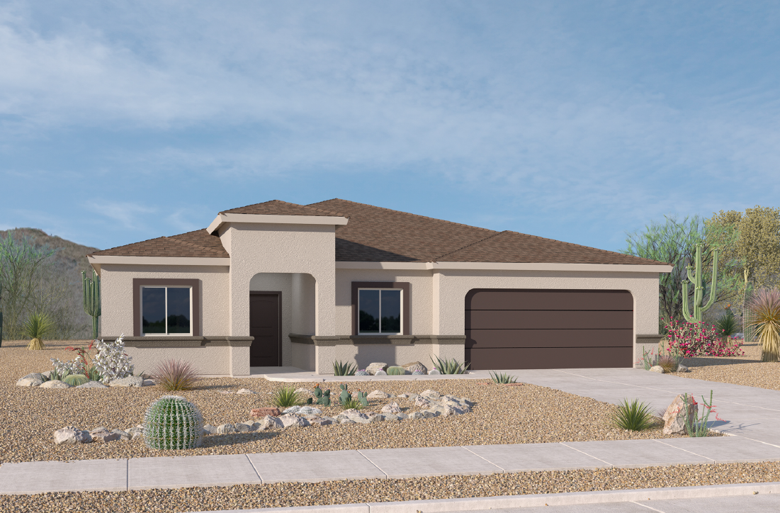 D.R. Horton Vahalla Ranch Estates Rose - Plan 4822 Plan