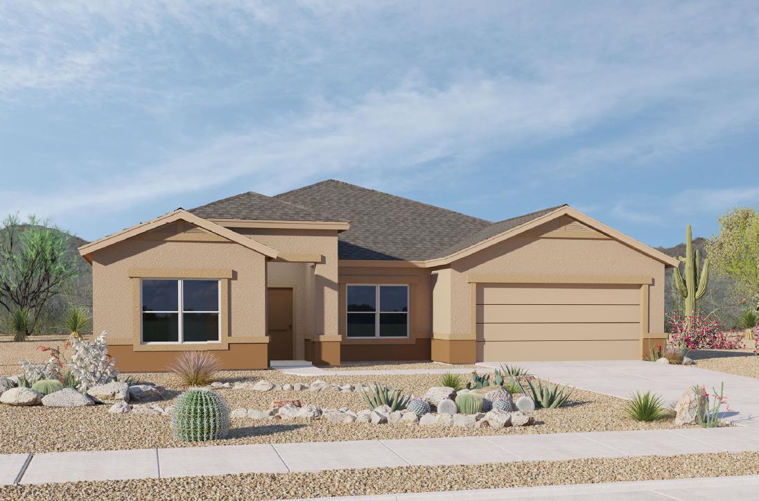 D.R. Horton Vahalla Ranch Estates Pearl - Plan 5032 Plan
