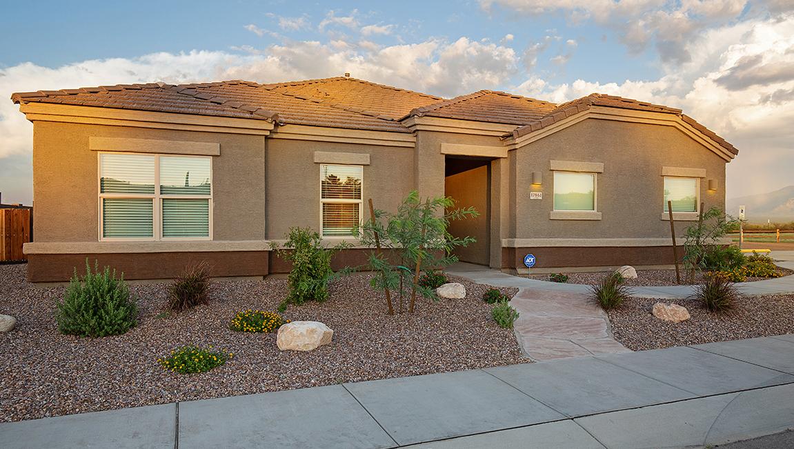 New Homes In Santa Cruz Meadows Sahuarita Arizona D R