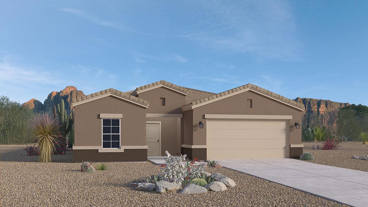 New Homes In Palo Brea At Saguaro Bloom Marana Az D R Horton