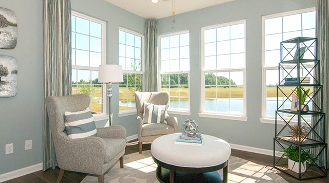 Westport Homes Sun Room